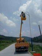 广州深圳李总反馈3.2吨遥控随车吊工作图