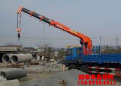 河南刘总、江西王总喜购10吨、12吨随车吊