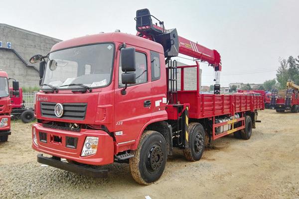 货箱8.5米的8吨随车吊多少钱一辆?