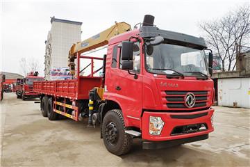 东风专底D3后八轮徐工12吨随车吊价格¥37.8万元