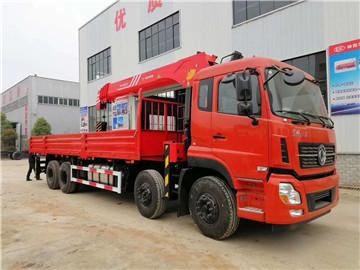 新莆京天龙前四后八三一14吨随车吊多少钱一辆?