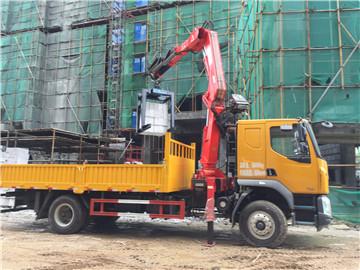 砖厂专用,拉砖、夹砖、抱砖随车吊,超实用