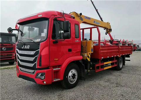 江淮K5潍柴160马力6.3吨徐工SQS1