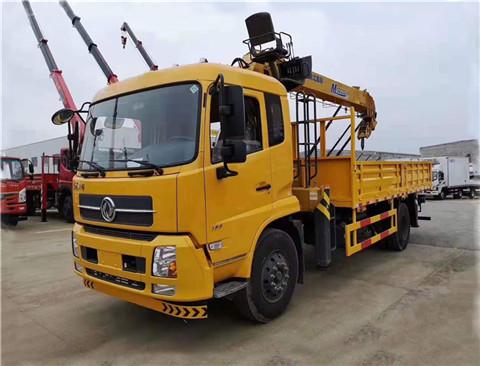 新莆京天锦徐工SQS200-4双联泵8吨