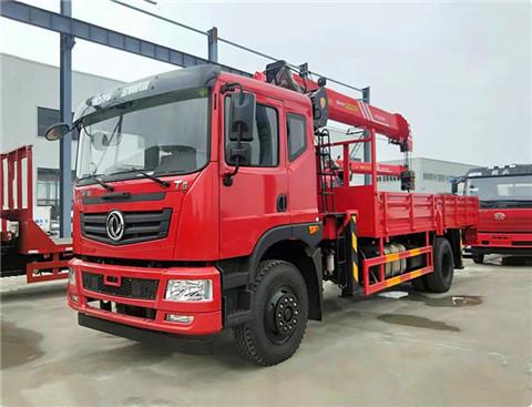 新莆京T5单桥SPS20000三一8吨随车吊