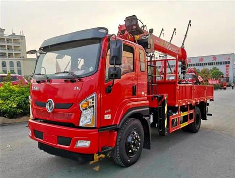 东风畅行D1L三一8吨随车图片
