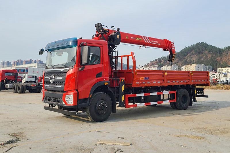东风华神DV5 6米1 三一8吨随车吊图片
