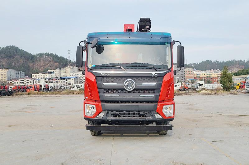 东风华神DV5 6米1 三一8吨随车吊图片图片展示B