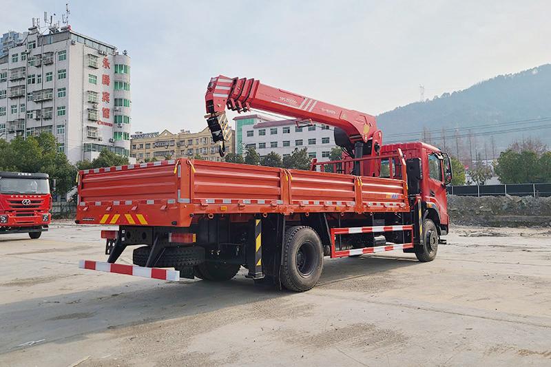 东风华神DV5 6米1 三一8吨随车吊图片图片展示D