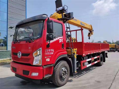 东风畅行D1 6米1 徐工8吨G型随车吊图片
