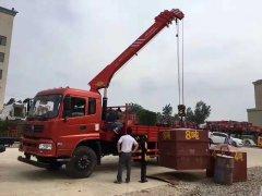 3.2吨随车吊与4吨随车吊的区别