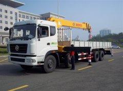 最新新莆京12吨随车吊价格表
