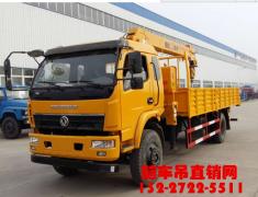 程力98378com早报:新莆京5吨随车吊价格配置概况