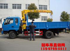 新莆京5吨、8吨、10吨随车吊价格及根本配置