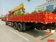 新莆京12吨随车吊价格最低36.8万元起售