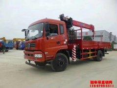 10月份最新资讯:新莆京10吨随车吊价格