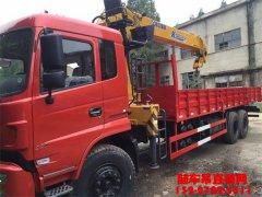 徐工12吨随车吊价格¥36.8万元起,专业评测