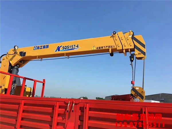 8吨徐工吊机