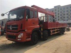 购买一辆新莆京天龙14吨随车吊要多少钱?