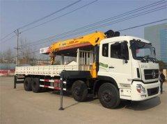 98378com报价:新莆京天龙前四后八徐工12吨随车吊价格¥49.5万元