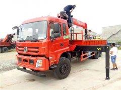 促销季,新莆京特商后八轮三一12吨随车吊仅售¥41.8万元