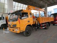 新莆京福瑞卡6.3吨随车吊价格¥19.2万元,购车送空调