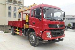 绝对干货,货箱5.8米的新莆京6.3吨随车吊价格公布