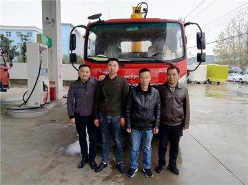 湖北武汉王总满意自提三环创客6.3吨随车吊