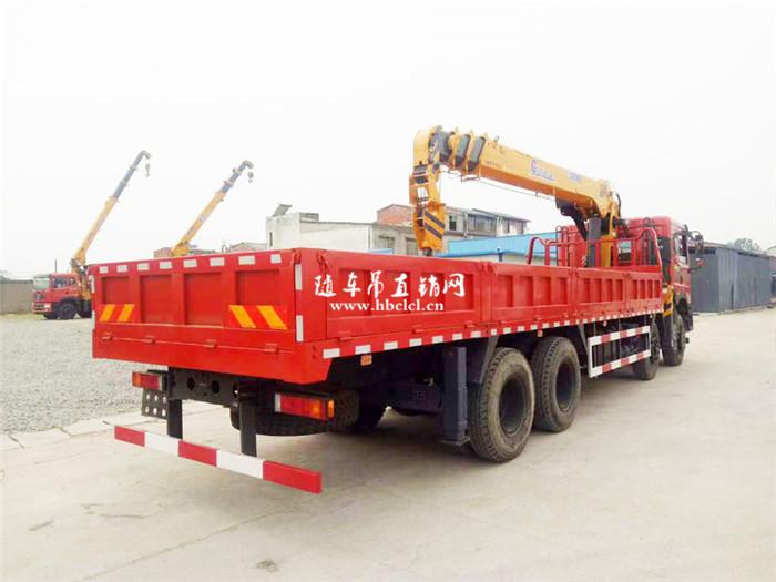 东风特商前四后八徐工G系列12吨随车吊
