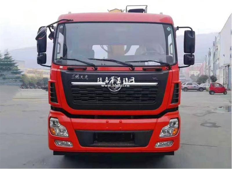 东风天龙徐工G型12吨随车吊图片