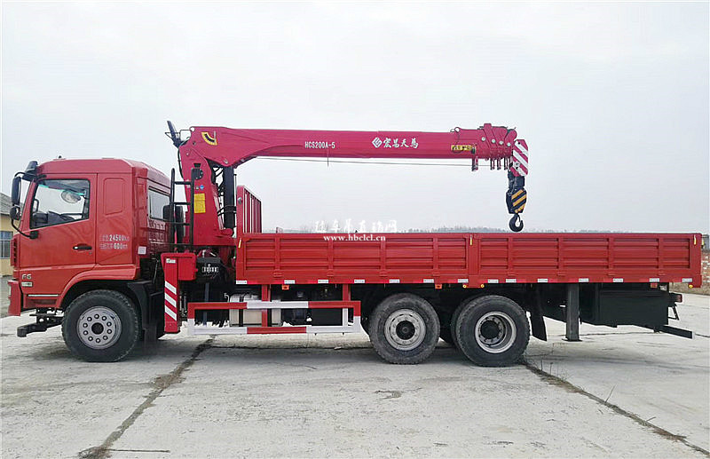 宏昌天马8吨5节臂吊机HCS200A-5