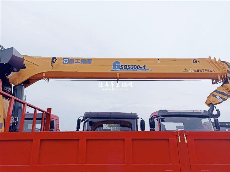 吊机型号GSQS300-4