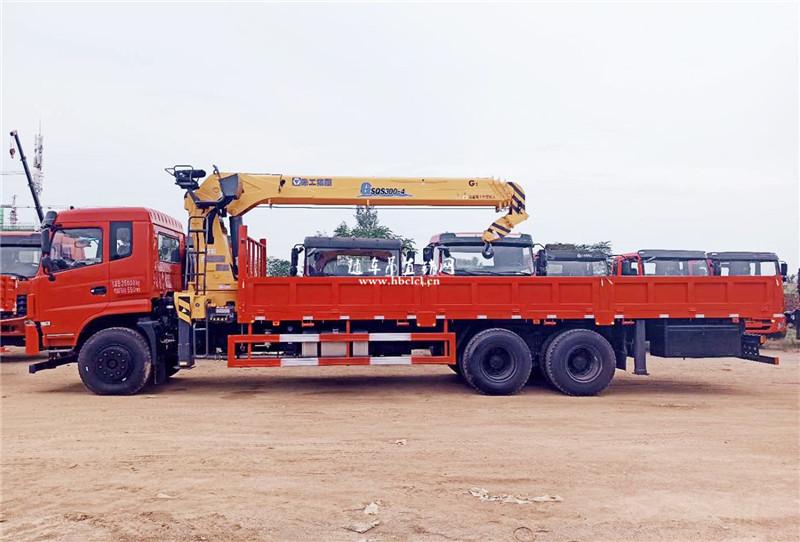 最新款徐工G系列12吨随车吊