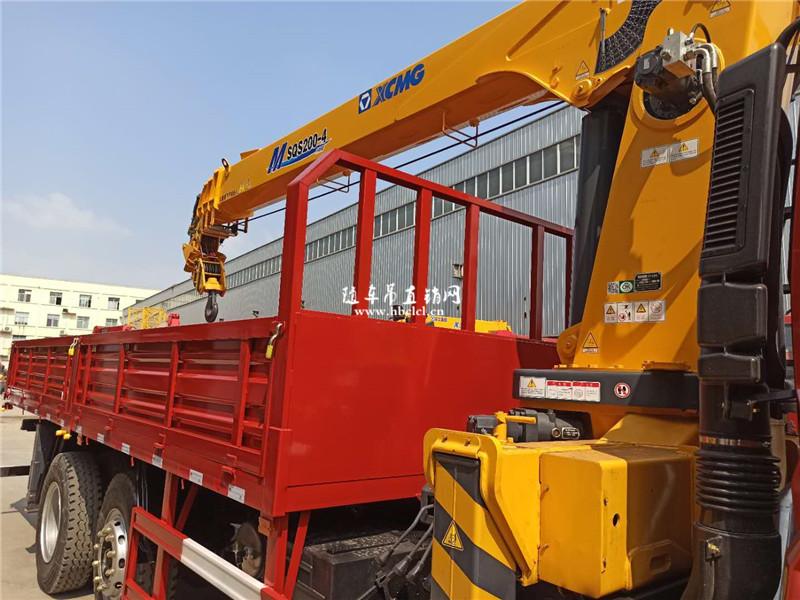 徐工8吨SQS200-4吊机