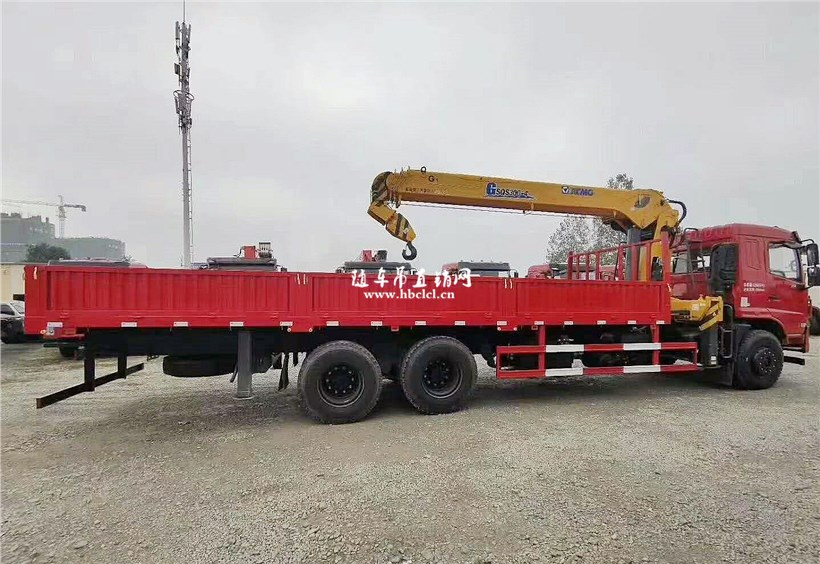 徐工G型12吨吊机
