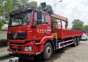 徐工G型12吨随车吊多少钱一辆?