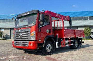 大运G6 165马力 4米2车厢 程力5