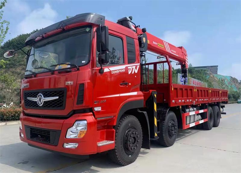 东风畅行D7V三一16吨随车吊